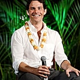 James Marsden spoke at the 2012 Maui Film Festival.