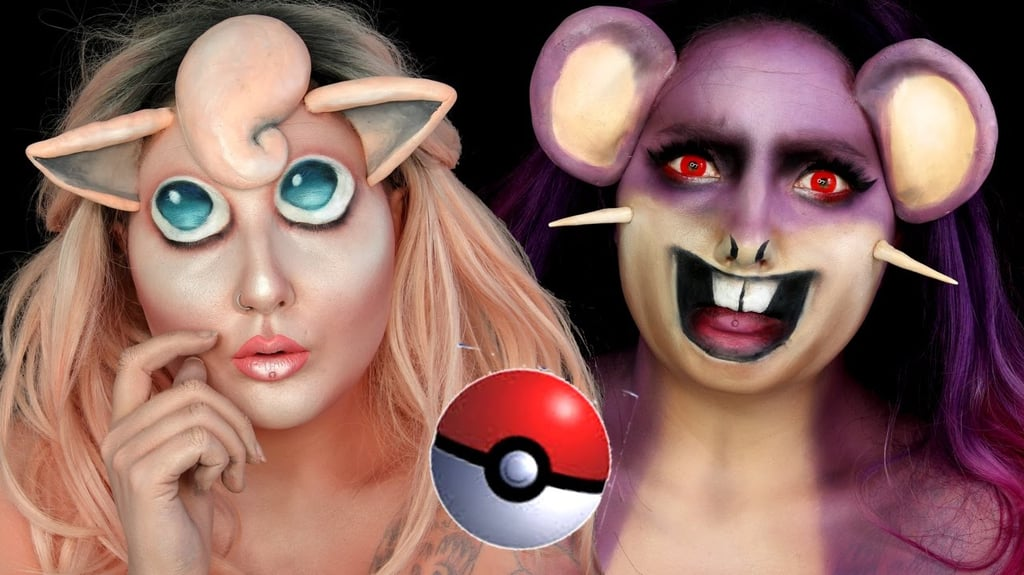 Jigglypuff and Rattata