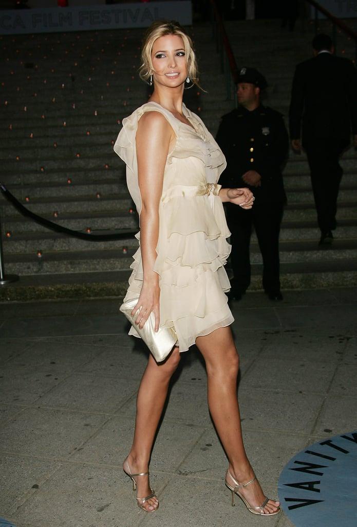 April 2007 Ivanka Trump Style Evolution Popsugar