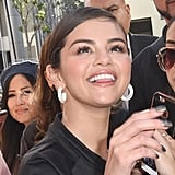 Selena Gomez's Hoop Earrings by Alison Lou
