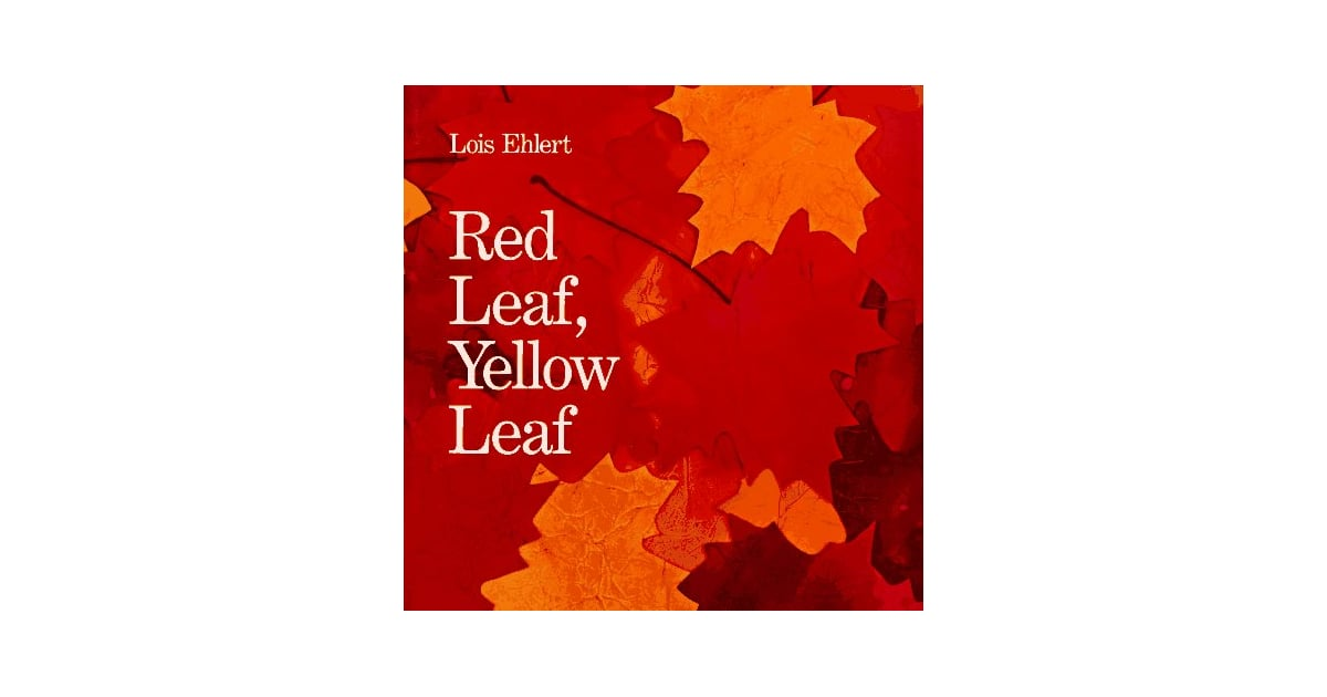 Red Leaf Yellow Leaf 17 Fall Books For Kids