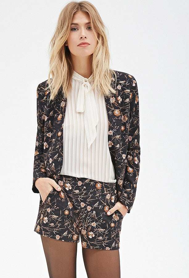 23 Ways to Wear Floral Print All Winter Long