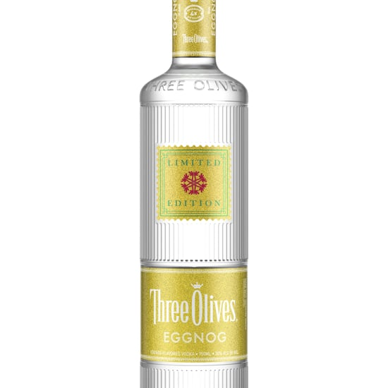 Three Olives Eggnog Vodka 2018