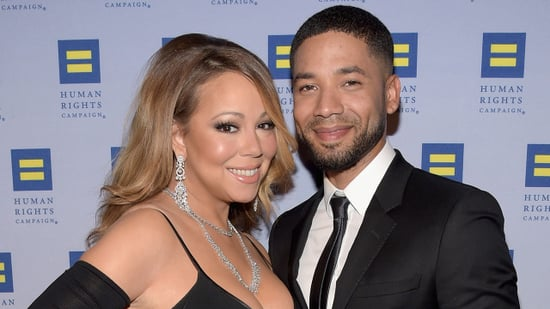 EXCLUSIVE: 'Empire' Star Jussie Smollett Dishes on Upcoming Performances With 'Amazing' Mariah Carey