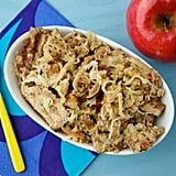 Apple Cinnamon Matzo Brei