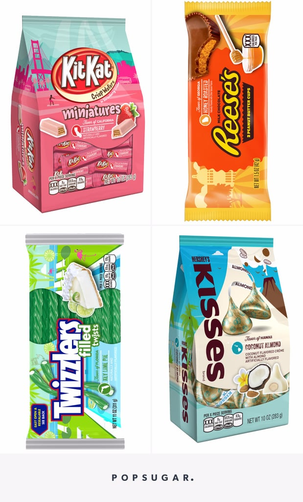 7 States of Candy: Brand-New Releases Featuring American Flavors