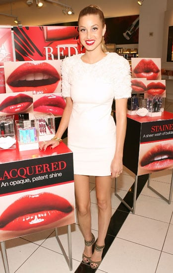 Whitney Port at the Kiss For a Cause Event at Sephora