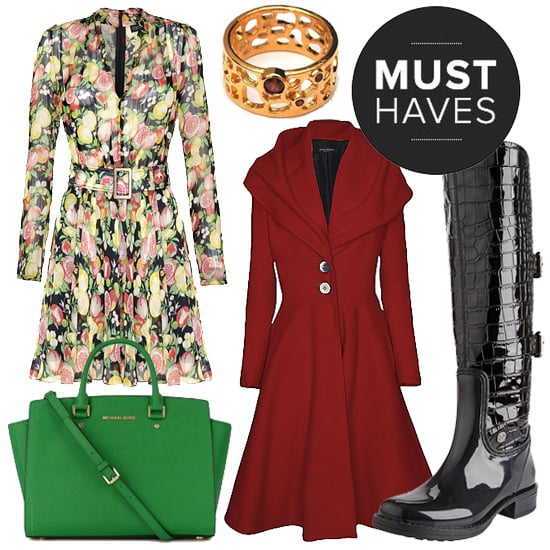 Fashion Must Have Buys For January 2014