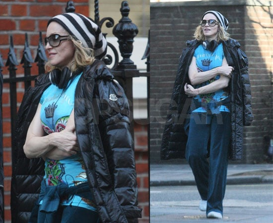 More of Madonna or Not So Much?