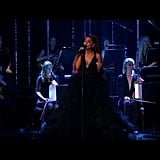 "Ariana Grande ""Love Me Harder"" Live at the BBC"