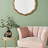 Get the Look: Colette Round Mirror