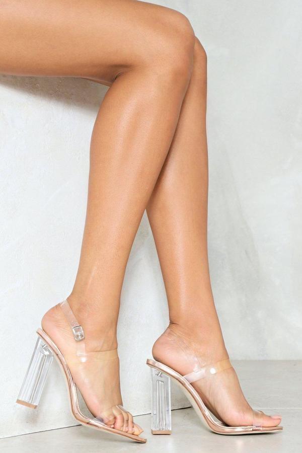 Nasty Gal Heel