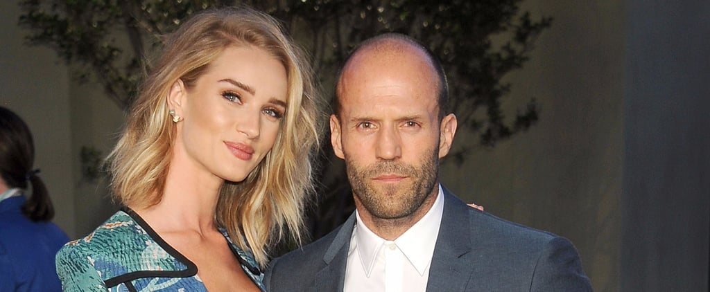 Rosie Huntington-Whiteley Gives Birth to First Child