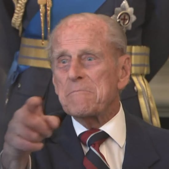 Prince Philip Royally Drops the F-Bomb — Watch the Funny Video!
