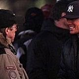Tom Cruise Gets Down to His Impossible Business With Paula Patton and Simon Pegg