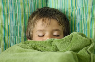 The Best Bedtime for Your Child