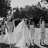 The Bridesmaids Dresses