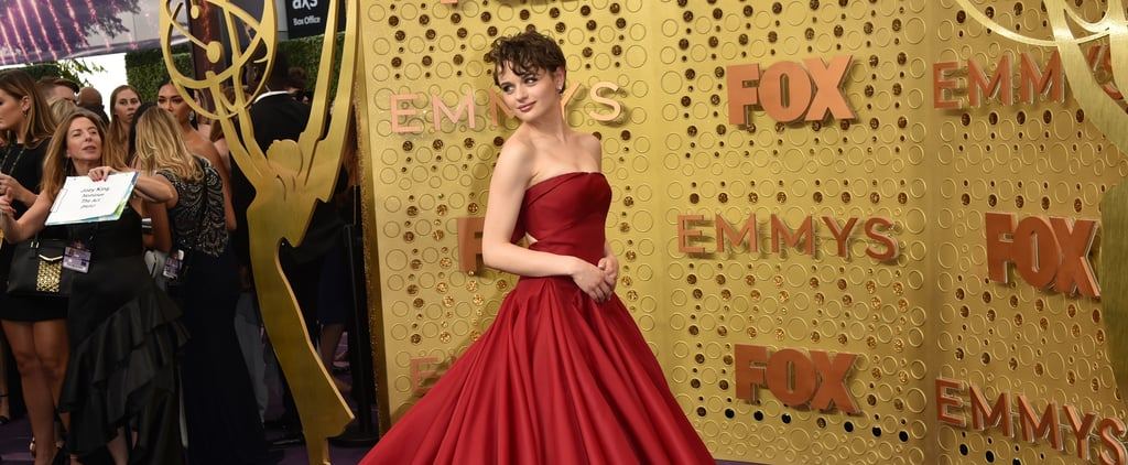 Pictures of Joey King at the Emmys 2019