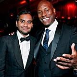 Abgebildet: Tyrese Gibson and Aziz Ansari