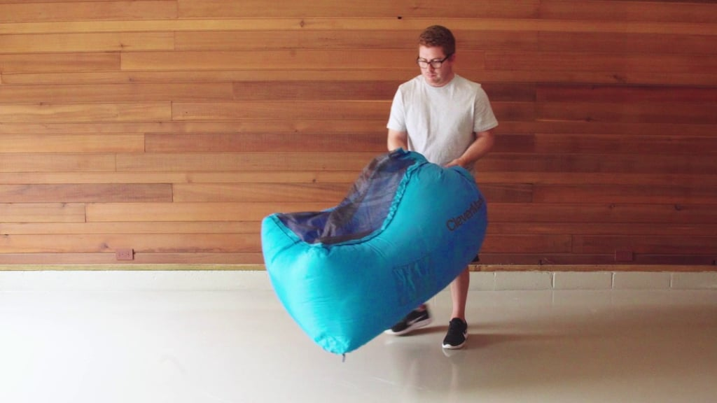 CleverMade QuikFill AirChair Inflate Instructions