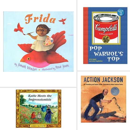 10 Books That Introduce Kids to Fine Artists
