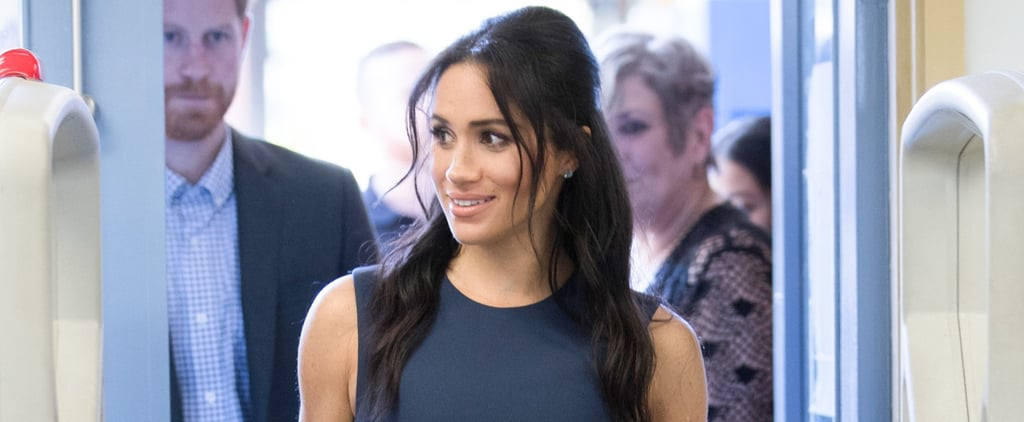 Meghan Markle's Roksanda Dress October 2018