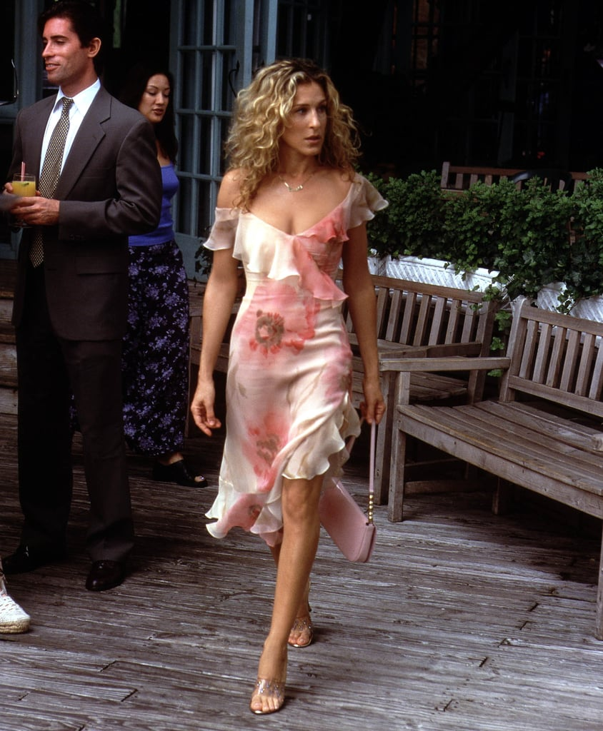 8 Times Sex and the City Carrie Bradshaw Was Hair Goals