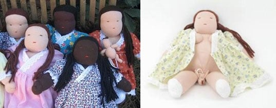 Birthing and Nursing Doll: Kid Friendly or Are You Kidding?