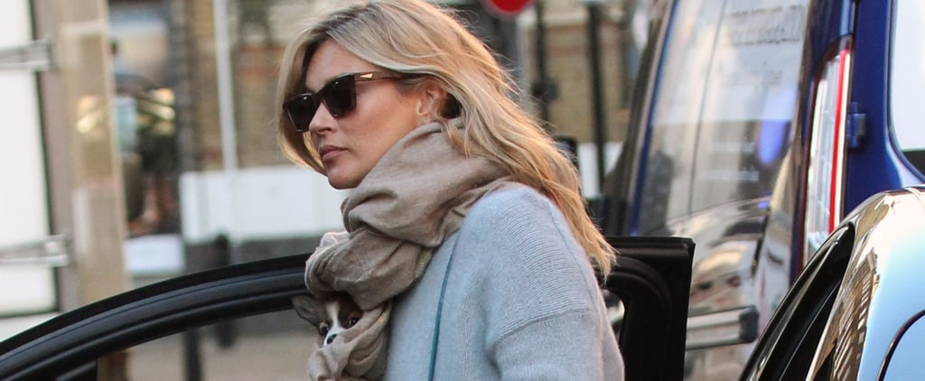 Kate Moss's Shoes Will Stop You in Your Tracks and Beg For a Place in Your Closet
