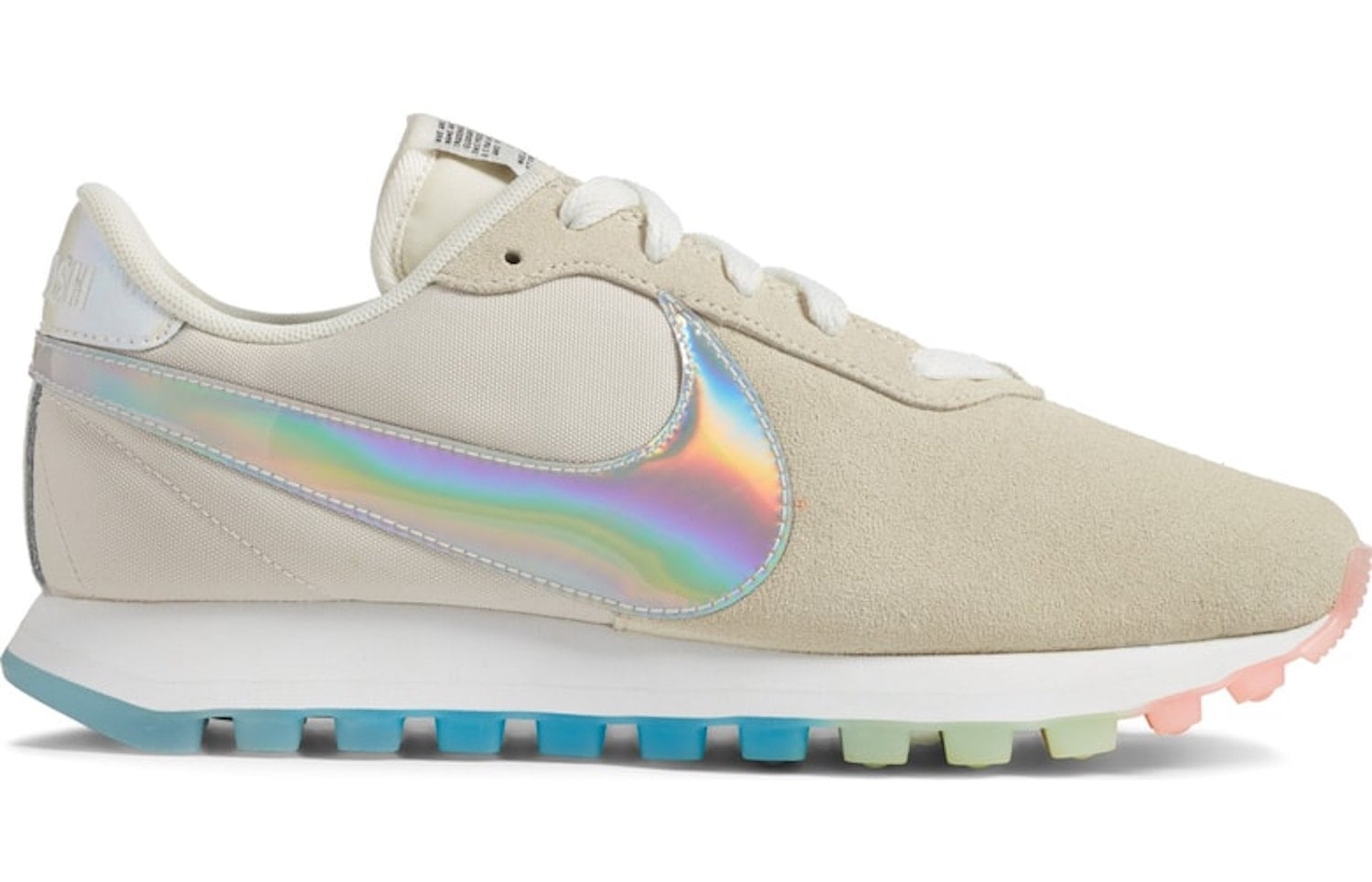 competitive price c6c89 a4d83 Iridescent Nike Sneakers 2018