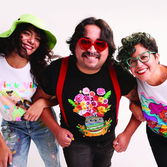 Latinx Artists Design Tees Honoring Heritage For Old Navy