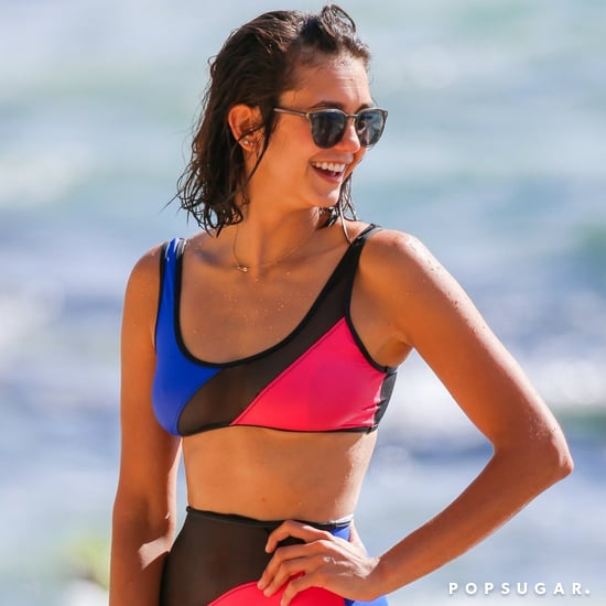 Nina Dobrev Bikini Pictures in Hawaii June 2017