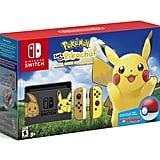 Nintendo Switch Let's Go Pikachu! Bundle
