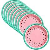 H&M Watermelon Paper Plates