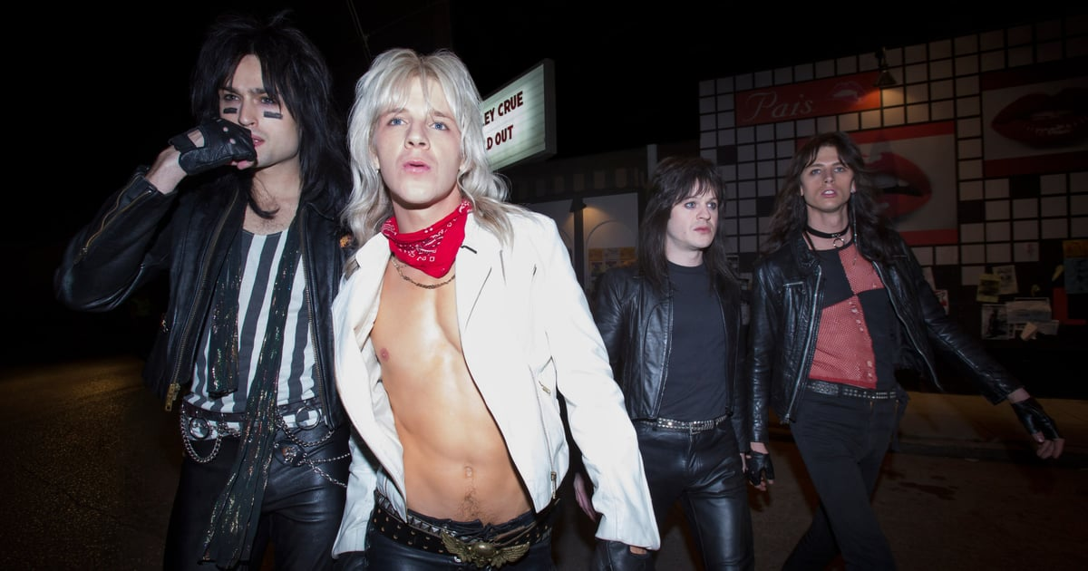 The Dirt: Watch the First Wild Trailer For Netflix's Mötley Crüe Biopic