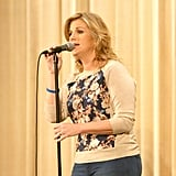 Trisha Yearwood Played Hostess and Performed
