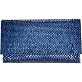 Ariel: Nina Crystal Beaded Clutch