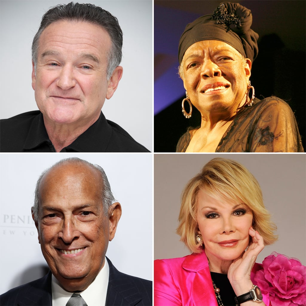 Celebrities Who Died in 2014