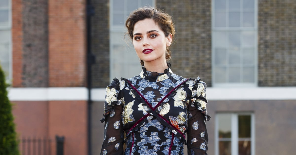 How Victoria and The Serpent Shape Jenna Coleman's Personal Style
