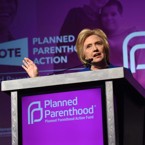 Hillary Clinton Voters Make Donations to Planned Parenthood