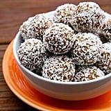 Carrot Cake Coconut Snowballs
