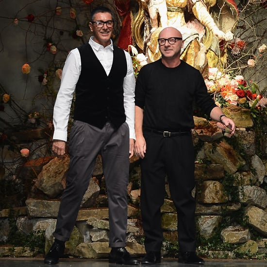 Dolce and Gabbana Welcome John Galliano Back to Fashion