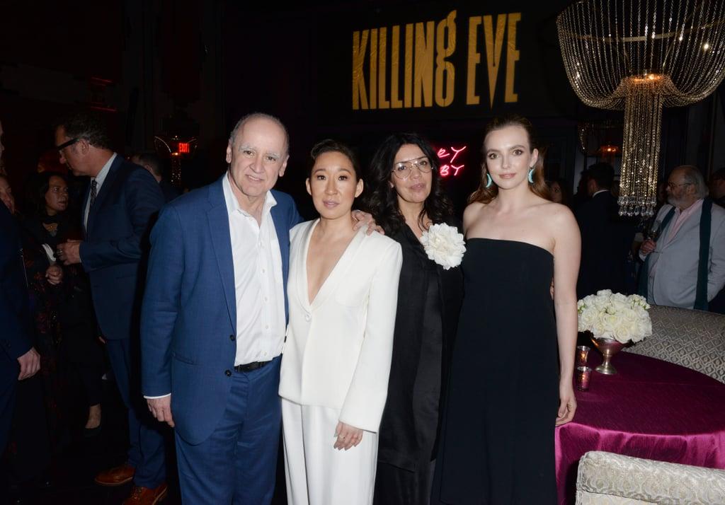 Killing Eve Premiere Photos April 2019