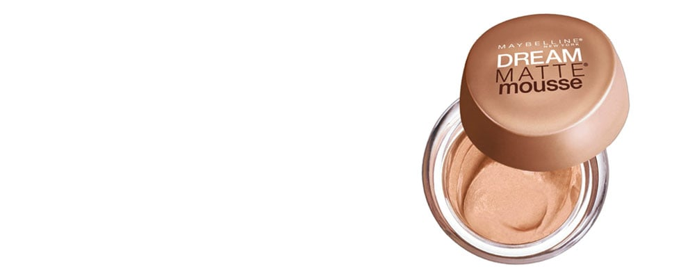 Review of Maybelline Dream Matte Mousse Foundation