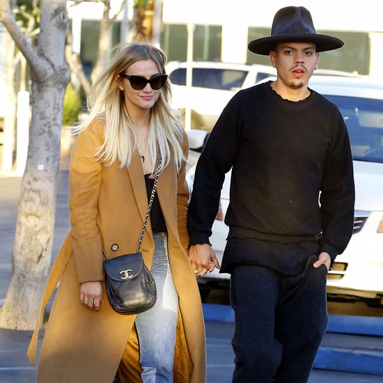 Ashlee Simpson and Evan Ross Out in LA February 2017