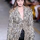 Gigi Hadid at Fashion Week Spring 2019