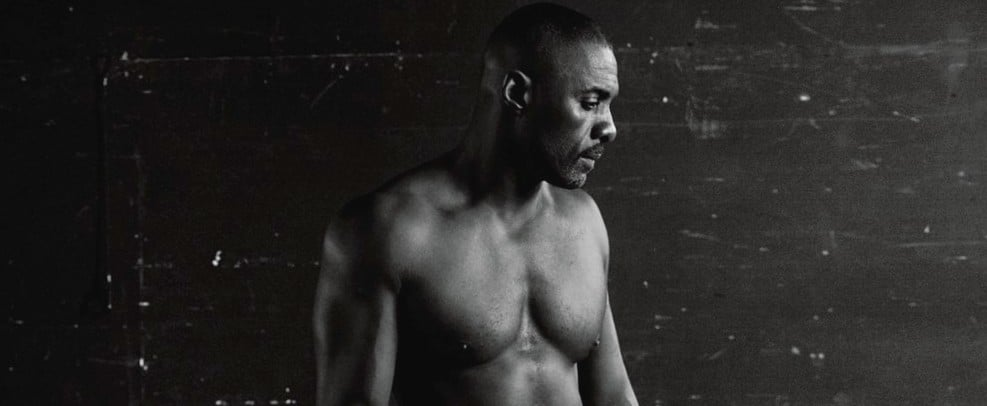Idris Elba Shirtless Pictures