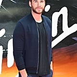 Liam Hemsworth Promotes Independence Day Resurgence Pictures