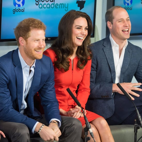 Kate Middleton Prince William Reaction to Harry's Engagement