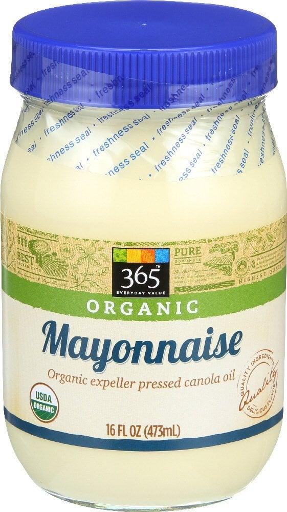 Organic Mayonnaise Whole Foods